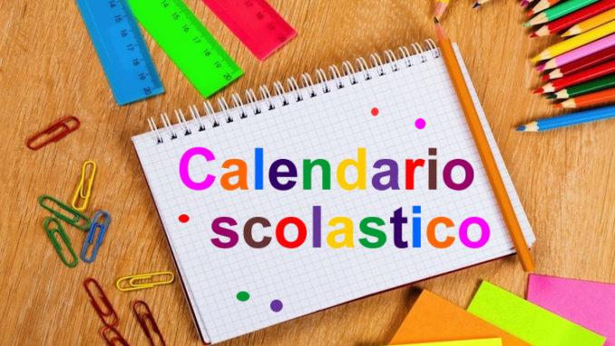 Risultati immagini per calendario scolastico 2017/2018