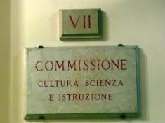 commissione cultura